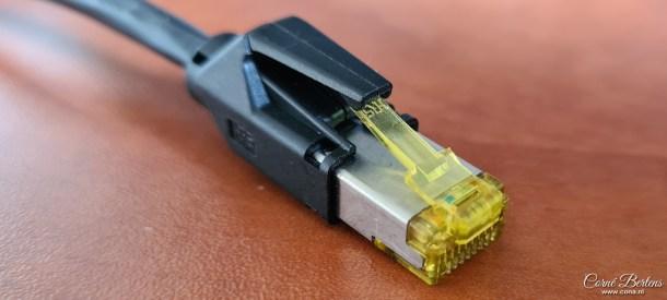 Netwerk stekker Cat.6a