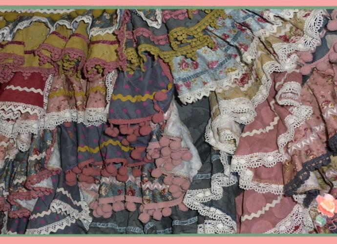 Trajes flamenca de Raquel Terán