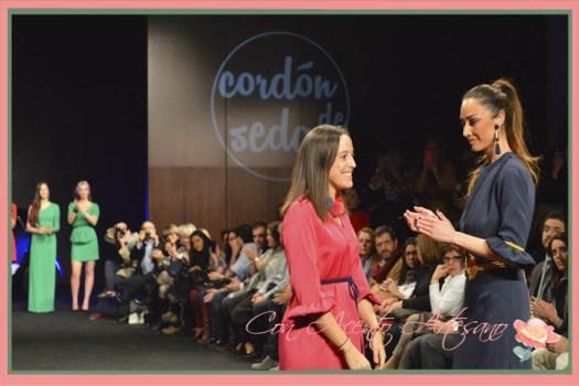 Cordon de Seda y Lola Alcocer en Code41 Trending