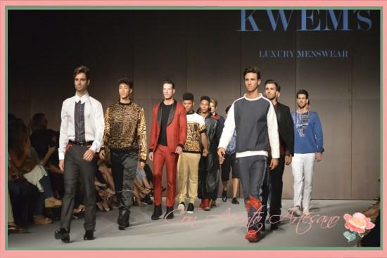 Coleccion para ellos de Kwens Luxury Mens Wear en Code41 Trending