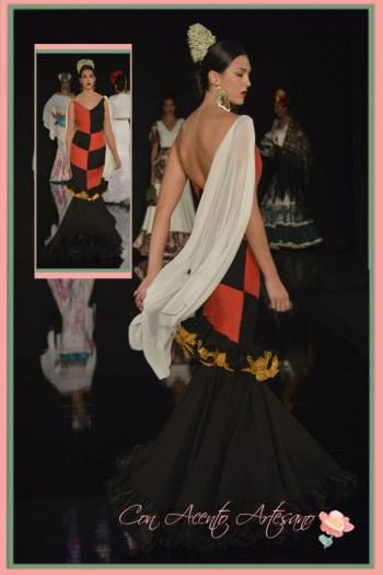 Juan Carlos Gutiérrez, finalista III Certamen diseñadores noveles de moda flamenca We Love Flamenco 2016