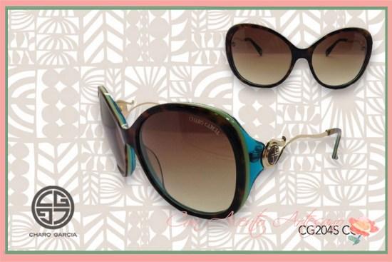 Gafas de sol Charo García colección primavera verano 2016
