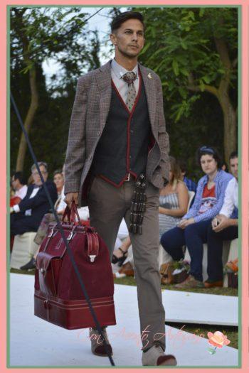 Estilo british de Mario Teo en SUR Fashion Experience