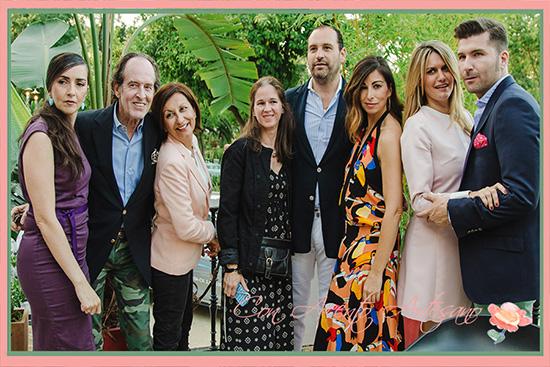 Influencers y bloggers en Summer Night 2016