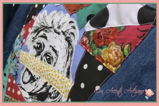 Espaldas customizadas entre las prendas de Gran Soho Alameda en mayo