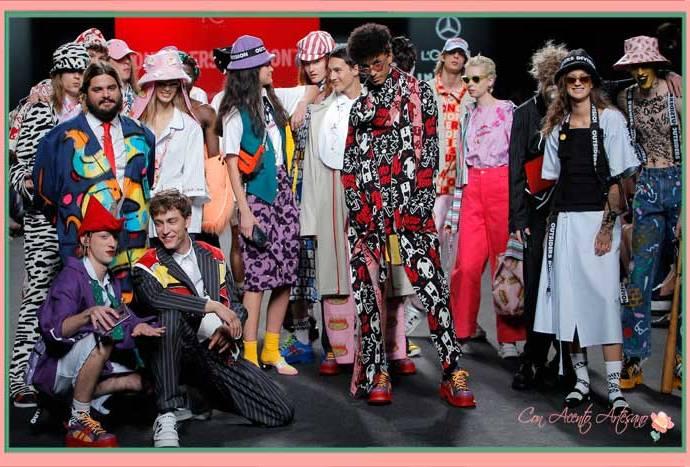 Outsiders Division, premio Mercedes-Benz Fashion Talent
