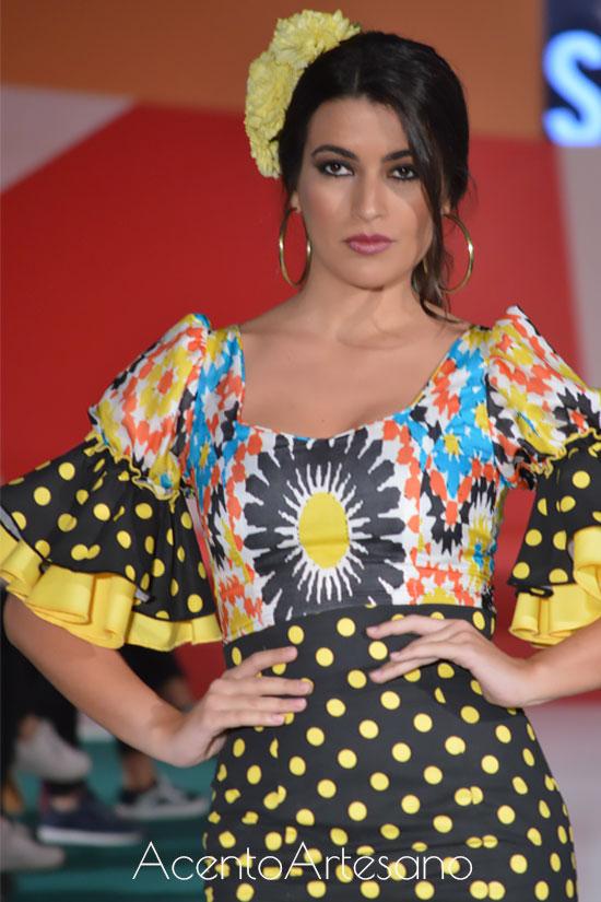 Azulejería flamenca de Manuel Jesús Delgado