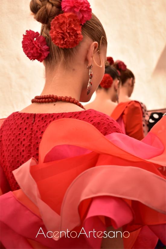 Corales para flamencas Victorio y Lucchino