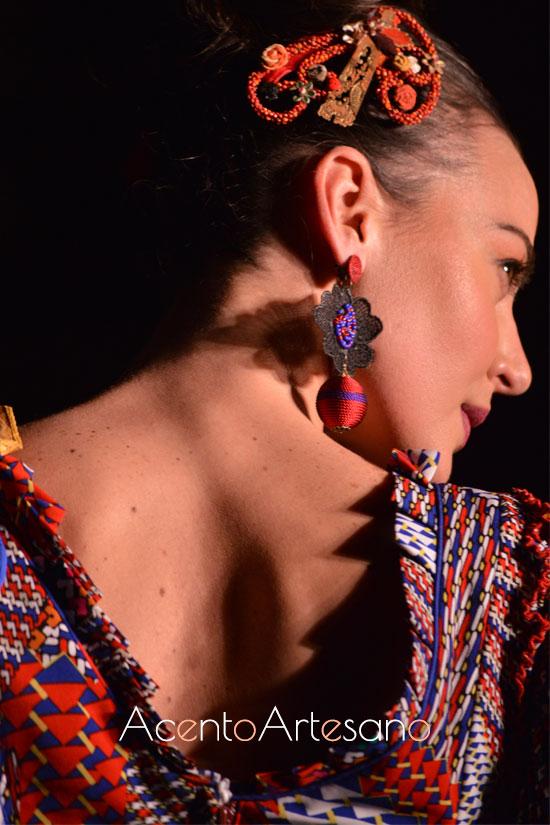Complementos de flamenca de Ángela y Adela