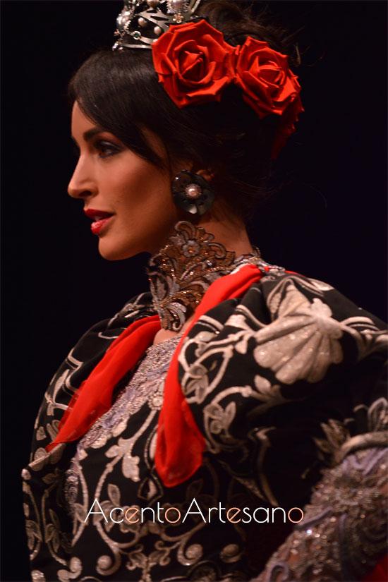 Abrigo para traje de flamenca e Atelier Rima