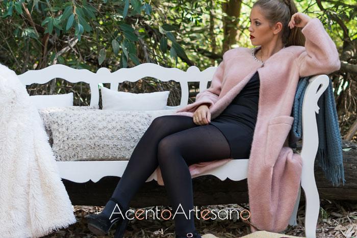 Abrigo perfecto para la verstalidiad de estilismos de Eva Valderrama