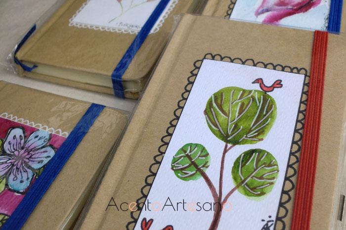 Libretas con ilustraciones en Gran Soho Alameda