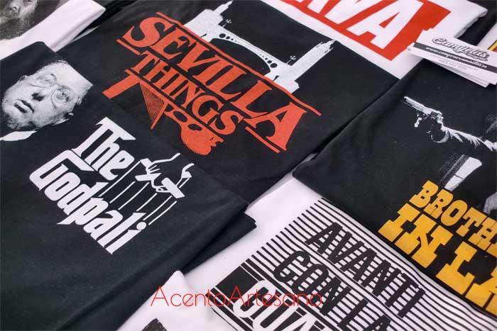 Camisetas para Navidad en Gran Soho Alameda
