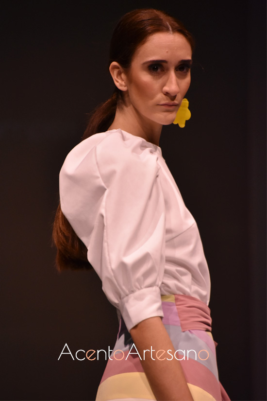 Mangas jamón de Rocío Ballesteros en su nueva colección Biba
