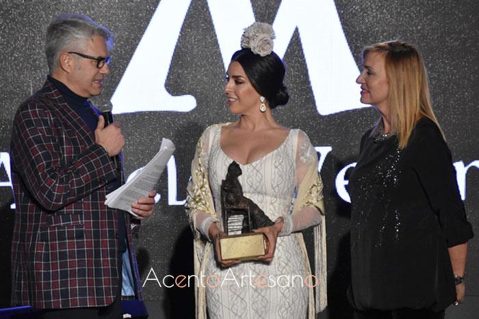 Premio Flamenca con Arte para Ruth Lorenzo