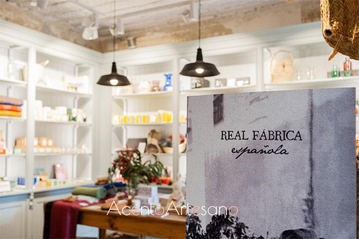 Real Fabrica Española participa en la Madrid Craft Week 'Summer Edition' 2020