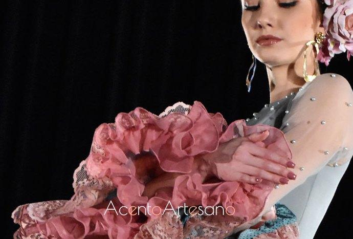 Rebeca Moda Flamenca inspira en NoLiTa su nueva colección flamenca