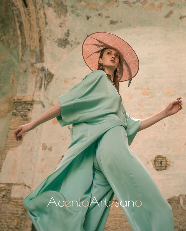 Diseno para invitadas de boda de Puro Garbo en SIQ, Handcraft & Fashion