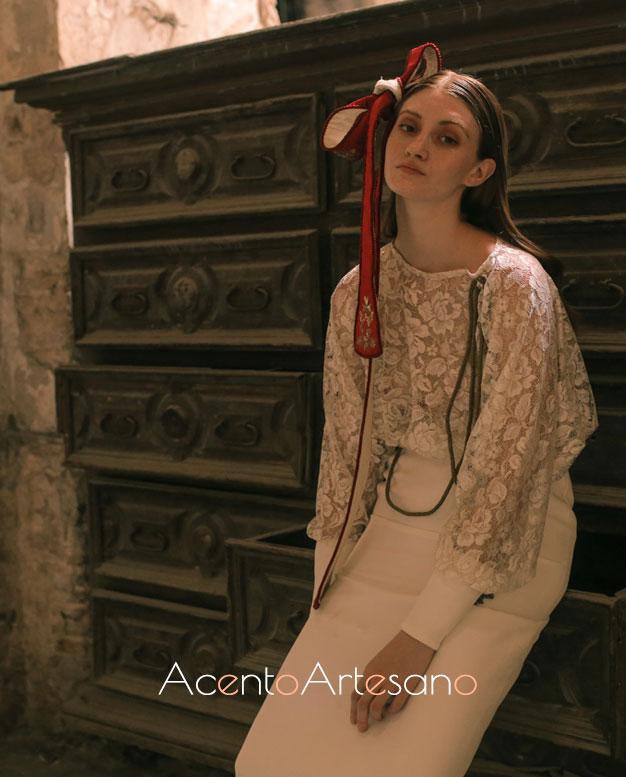 Vestido de novia de Slava para SIQ, Handcraft & Fashion