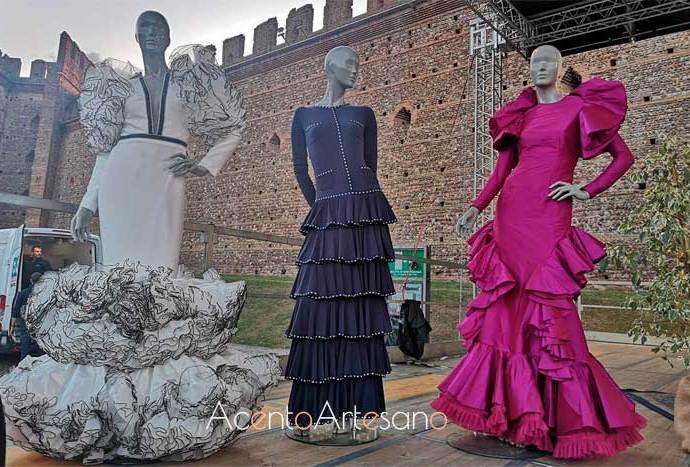 Presentada en Verona la Cátedra Internacional de Moda Flamenca