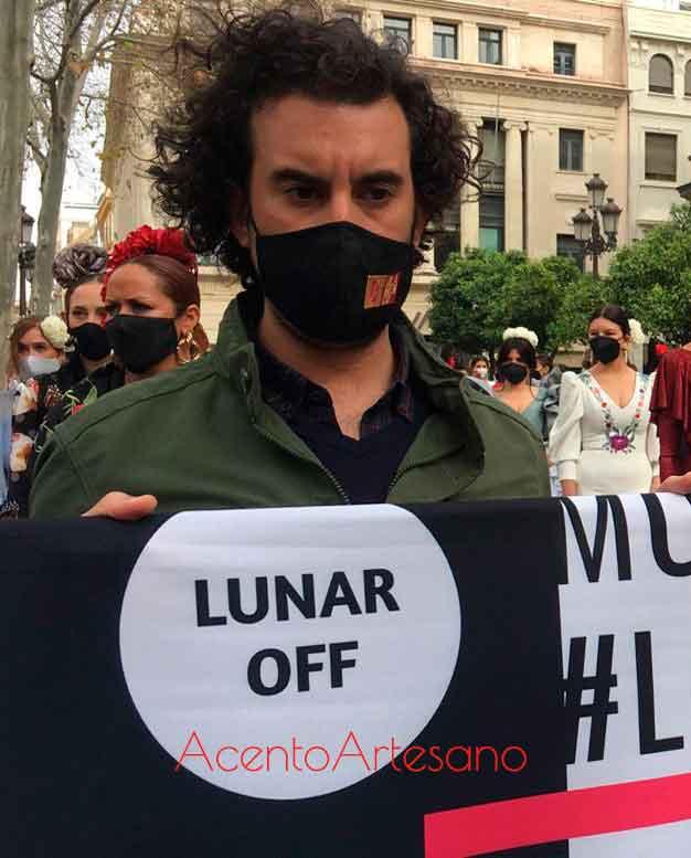 Movimiento Lunar Off el viernes 26 de febrero en Sevilla