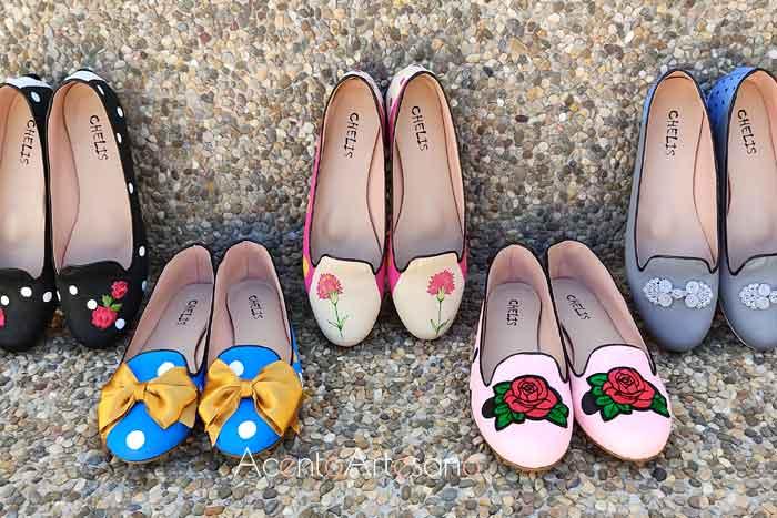 Colección cápsula de sleepers de Zapatos Chelis