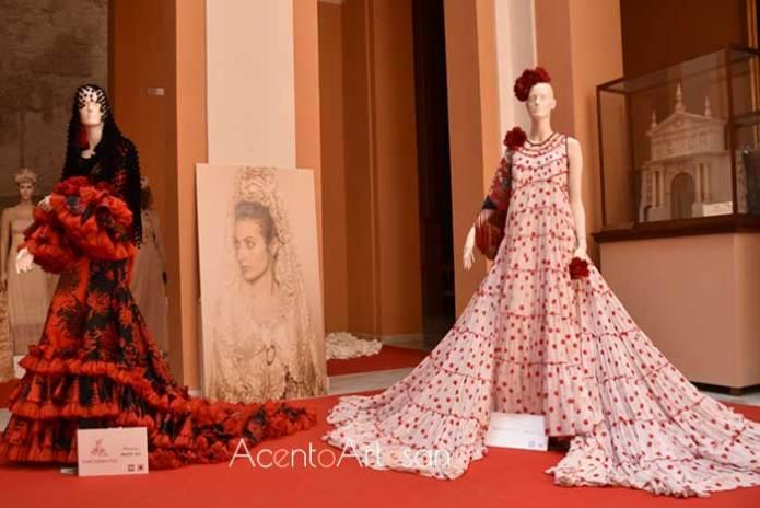 ¿Quieres disfrutar de un desfile de Moda Flamenca Online?