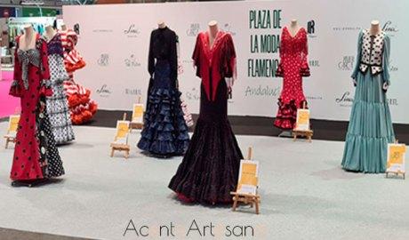 Moda Flamenca en MOMAD