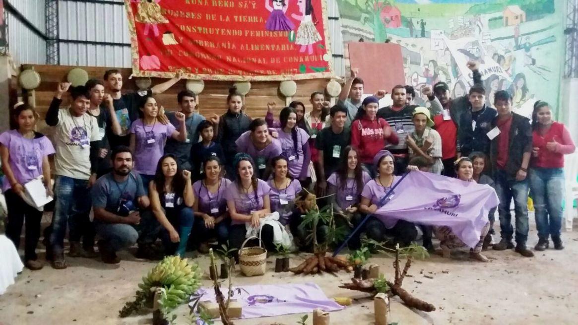 3era Asamblea Juventud