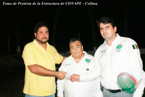 Toma de Protesta de CONAPE - Colima (107)