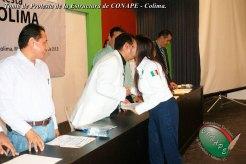Toma de Protesta de CONAPE - Colima (44)