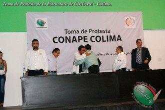 Toma de Protesta de CONAPE - Colima (54)
