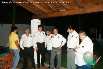 Toma de Protesta de CONAPE - Colima (92)