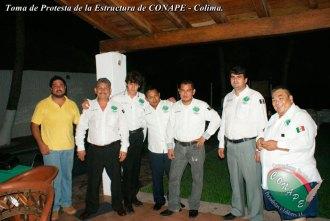Toma de Protesta de CONAPE - Colima (93)
