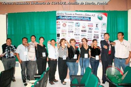 Tercera Asamblea Ordinaria de CONAPE, Acatlán de Osorio, Puebla (103)