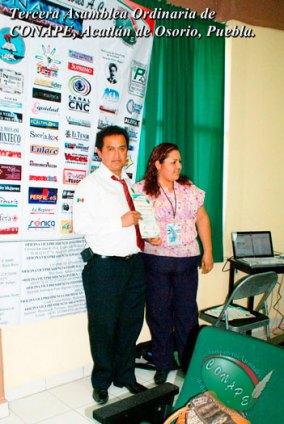 Tercera Asamblea Ordinaria de CONAPE, Acatlán de Osorio, Puebla (139)