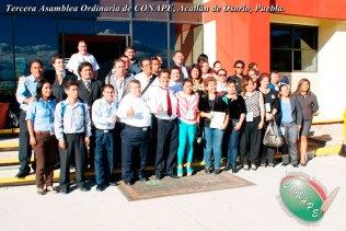 Tercera Asamblea Ordinaria de CONAPE, Acatlán de Osorio, Puebla (185)
