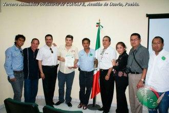 Tercera Asamblea Ordinaria de CONAPE, Acatlán de Osorio, Puebla (234)