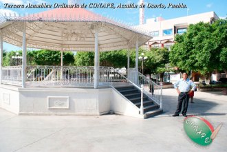 Tercera Asamblea Ordinaria de CONAPE, Acatlán de Osorio, Puebla (31)