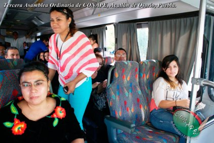 Tercera Asamblea Ordinaria de CONAPE, Acatlán de Osorio, Puebla (34)