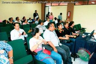 Tercera Asamblea Ordinaria de CONAPE, Acatlán de Osorio, Puebla (53)