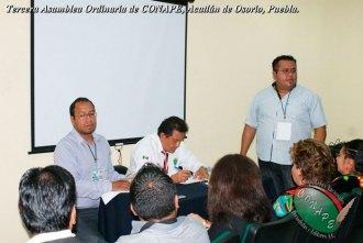 Tercera Asamblea Ordinaria de CONAPE, Acatlán de Osorio, Puebla (60)