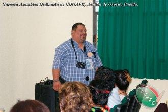Tercera Asamblea Ordinaria de CONAPE, Acatlán de Osorio, Puebla (61)