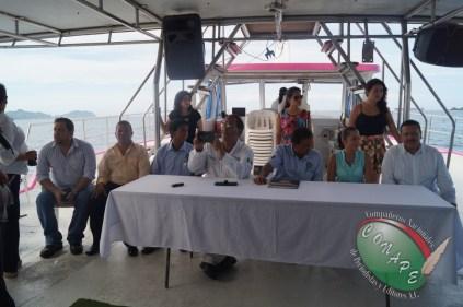 TOMA DE PROTESTA DE LA DELEGACIÓN DE CONAPE EN MANZANILLO, COLIMA (123)