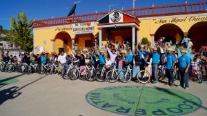 """Fundación-""""Pon-a-rodar-mis-sueños""""-entrega-62-bicicletas-a-estudiantes-de-Chicahua"""