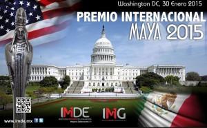 Recibe-en-Washington-Enoc-Hernandez-Cruz-Premio-Internacional-Maya-2014-2