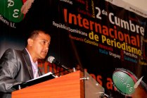 Raúl González, Presidente Internacional de CONAPE