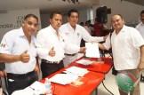 CONAPE fomenta la unión del gremio periodístico en Tabasco (107)