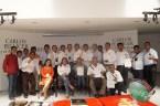 CONAPE fomenta la unión del gremio periodístico en Tabasco (112)