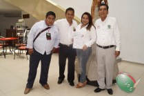 CONAPE fomenta la unión del gremio periodístico en Tabasco (118)